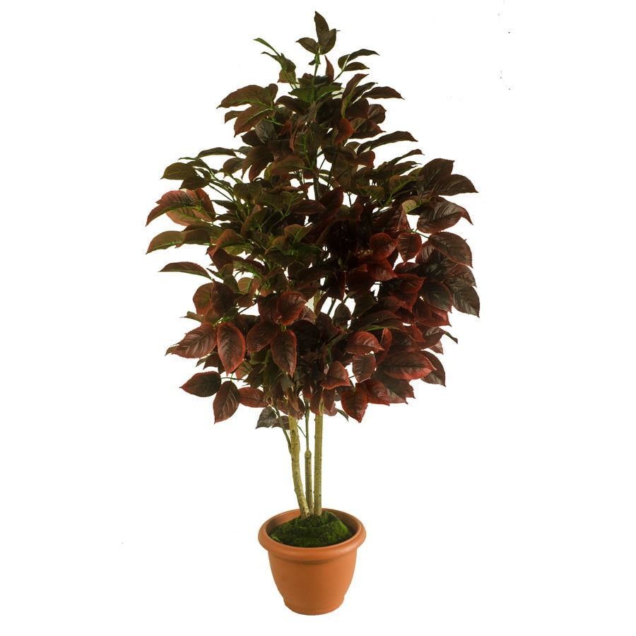 Artificial Weigela - midnight wine