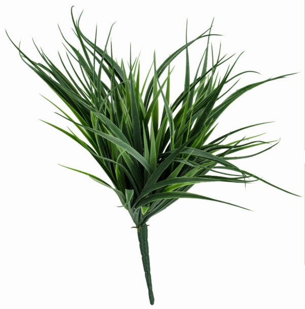 Artificial mountain grass plant
