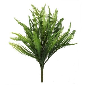 Artificial creek fern