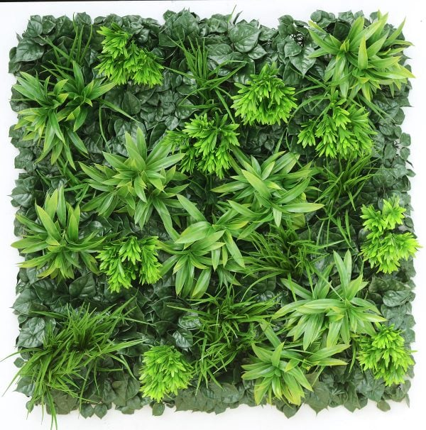 Artificial plant wall